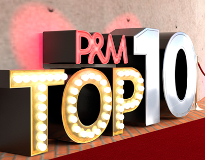 """REVISTA P&M - Gala de premiación """"TOP10"""""""