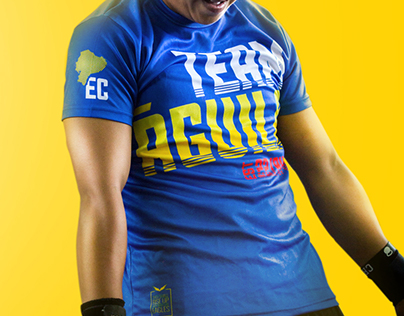 Team Águila XFit Tees