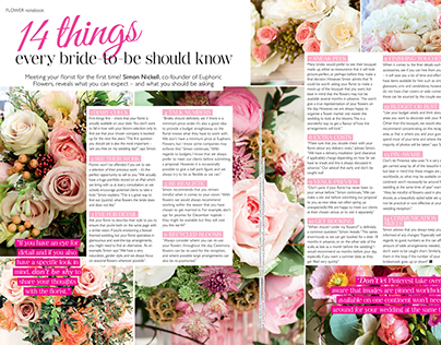 Wedding Flowers and Accessories
