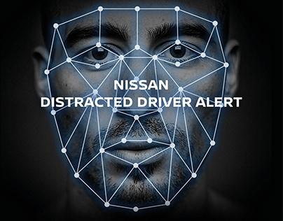 Nissan Distracted Driver Alert