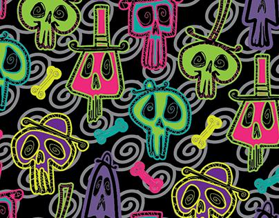 """Halloween 2019 Pattern """"Gentlemans Club"""""""