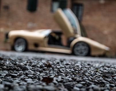 Lamborghini Diablo 6.0 SE in Tuscany