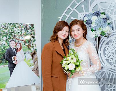 Chụp ảnh sự kiện đám cưới