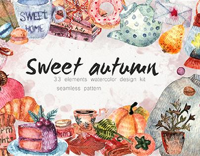 Sweet autumne