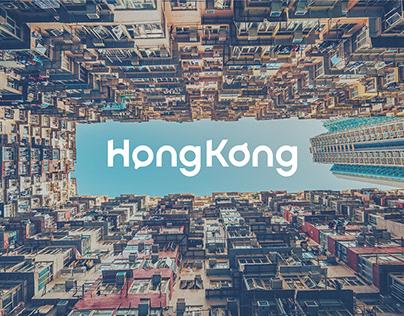 Territorial Rebranding HONGKONG