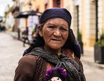 MEXICO - TZOTZIL PEOPLE FROM CHIAPAS | 2018