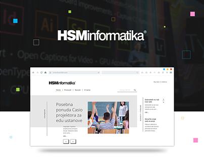 HSM360 - Webshop