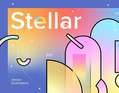 StellarDesigned byYouWorkForThem Design Studio
