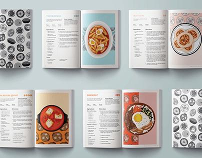 Crazy Rich Recipes Cookbook Series