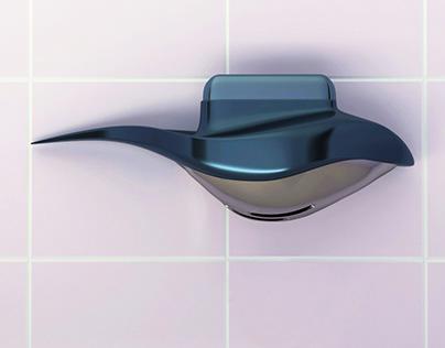 Design project bathroom accessories