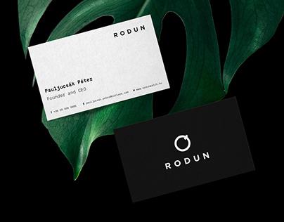 Rodun watch design