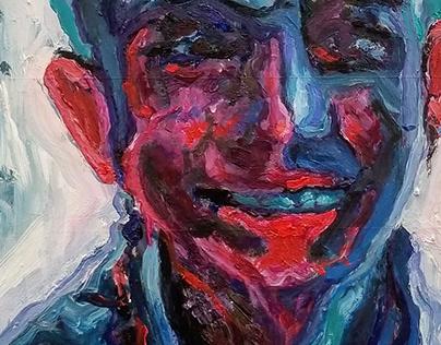 Portrait of Minxing