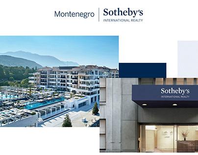 Sotheby's MNE website