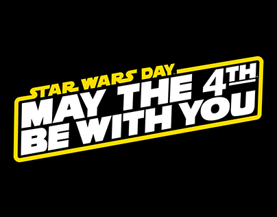 Celebrating Star Wars Day