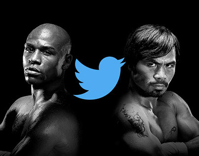 Tweets: Mayweather vs. Pacquiao