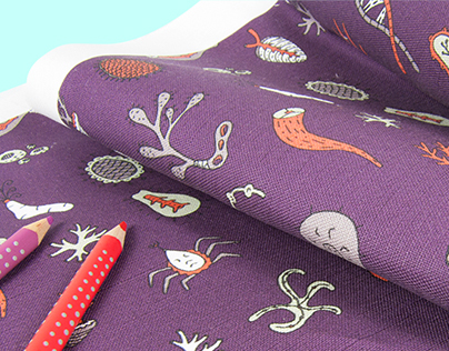 Fabric & gift wrap design