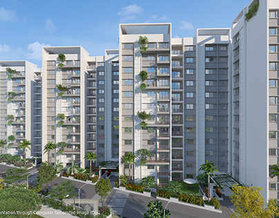 Spectra Raaya | Architectural Visualizations