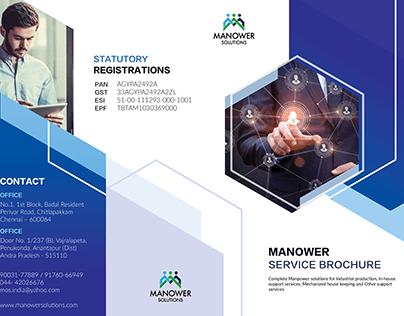 Manower Logo & Branding