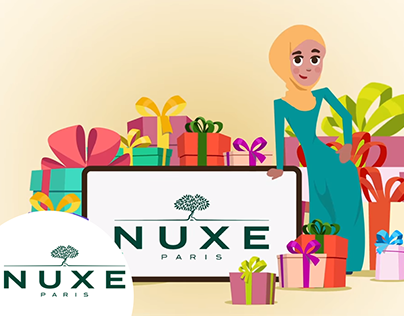 Nuxe Cosmetics Video
