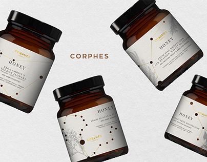 CORPHES HONEY