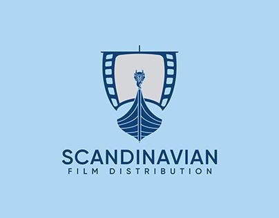 Scandinavian Film Distribution Logo suggestion B