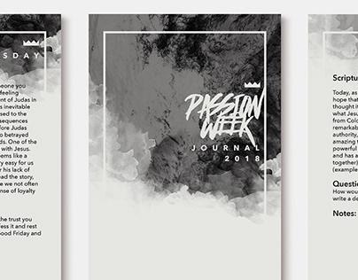 Passion Week Look + Journal