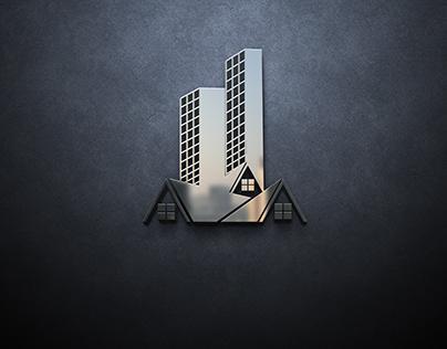My new creative and modern construction logo design.