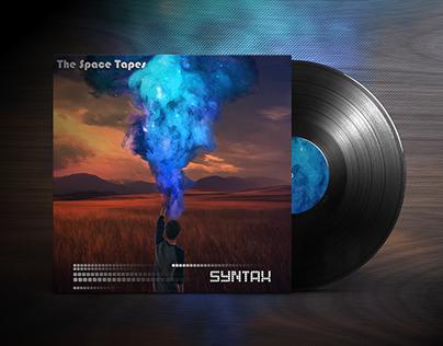 Album Cover Design - The Space Tapes
