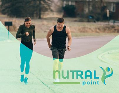 Nutral Point. Diseño de identidad.