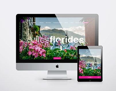 Viles Florides, Web design