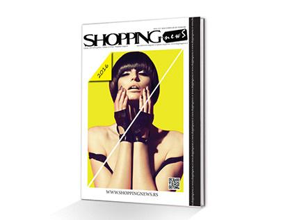 Shopping news magazine