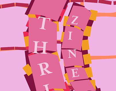 Thrive Zine Cover
