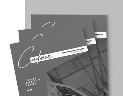 Cadmus - Magazine