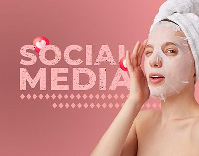Social media - estética e saúde