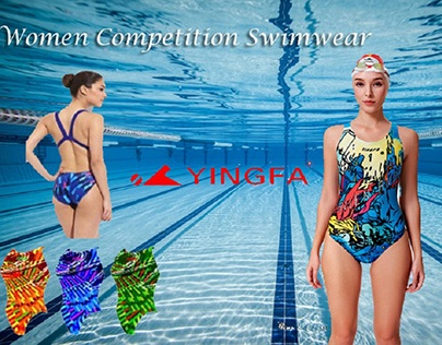afb8d5d0e4 Women Competition Swimwear - New Collection · Yingfa Swimwear USA