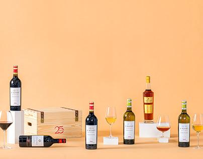 Wine box by World wine