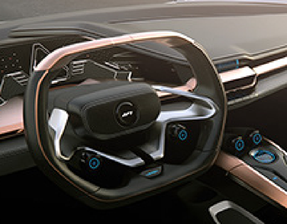 AF1 Interior Concept by Aufeer Design