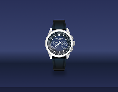 HTML & CSS working mechanical watches