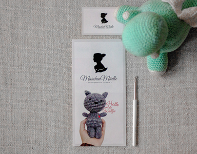 MaschenMädle | Visitenkarte & Flyer (corporate design)
