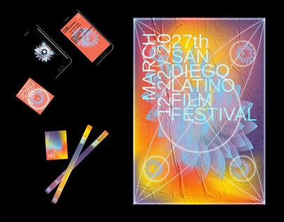 San Diego Latino Film Festival 2020_Proposed Identity