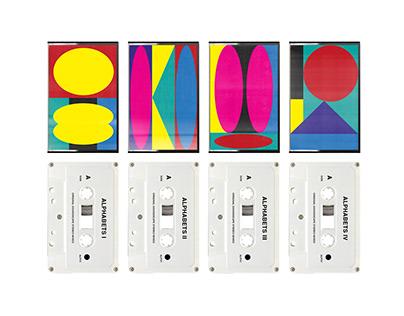 Alphabets | Cassette