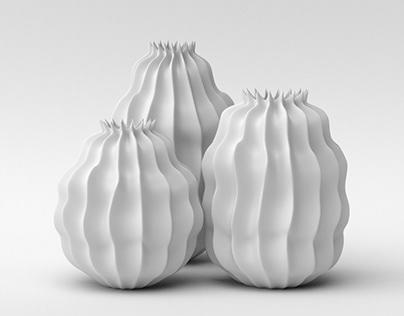 Loewe Vase 3D model