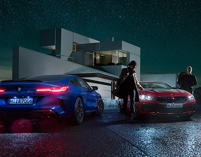 """BMW """"The M8"""" Coupé & """"The M8"""" Convertible Competition"""