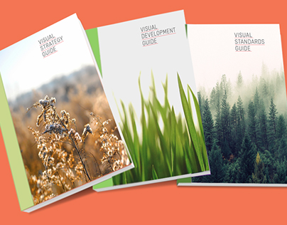 OurGreenCorps: Esprit Rebranding Project