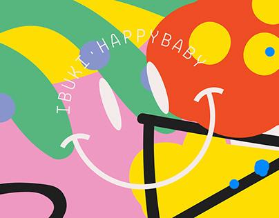 IBUKI Baby Spa | Visual Identity