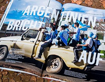 Captital Magazine, ongoing