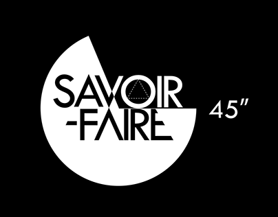 Branded motion graphics for Savoir-Faire