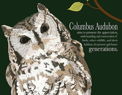 Columbus Audubon Cover