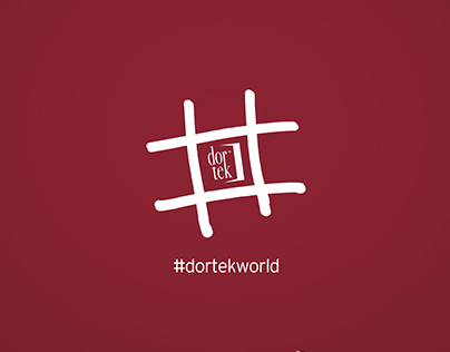 #dortekworld logo & artwork