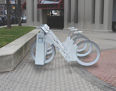 Bike 2. Commute, Navigate, Explore
